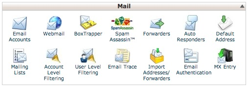 Accesar a Webmail
