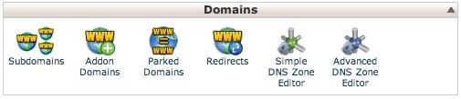 Agregar un dominio adicional